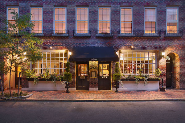 Top 5 Restaurants in Beacon Hill