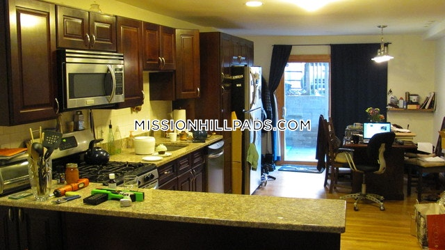 4 Beds 1.5 Baths - Boston - Mission Hill $4,600