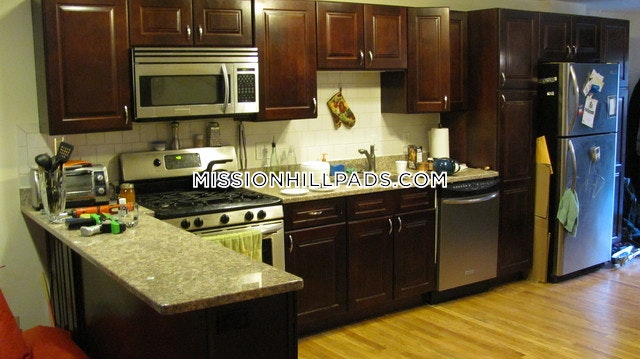 Beautiful, Large 4 Bed with Outdoor Patio - Boston - Mission Hill $4,600