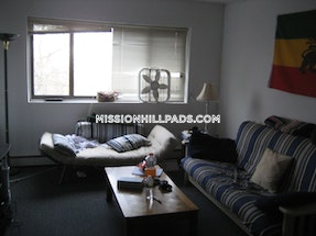 Mission Hill Apartment for rent 2 Bedrooms 1 Bath Boston - $2,800