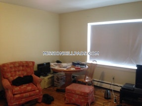 Mission Hill Apartment for rent 2 Bedrooms 1 Bath Boston - $2,500