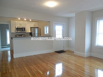 4 Beds 1 Bath - Somerville - East Somerville $3,300