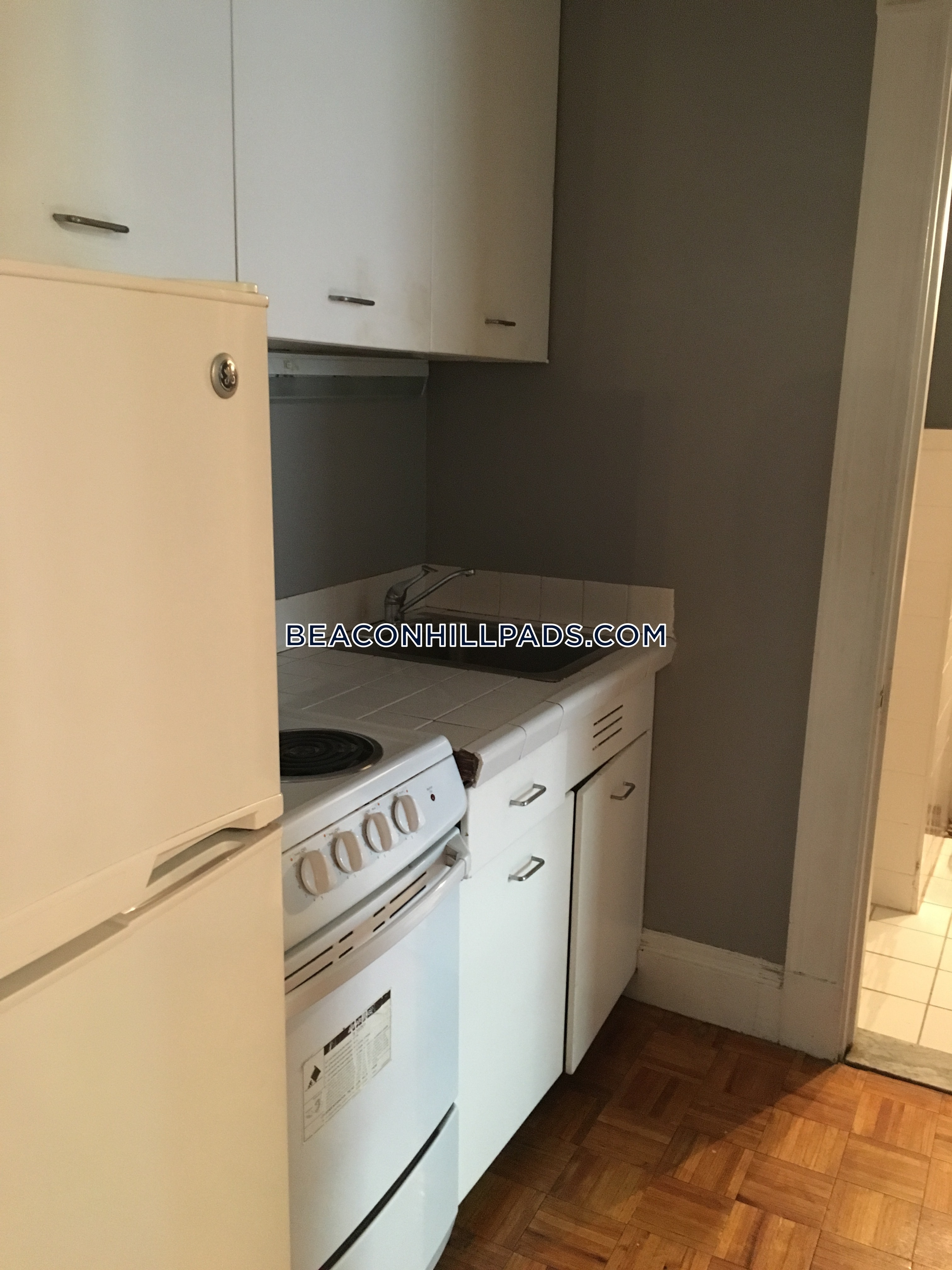 1 Bed 1 Bath - Boston - Beacon Hill $2,100