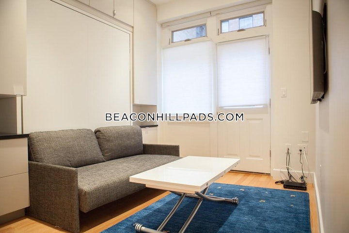 Studio 1 Bath - Boston - Beacon Hill $1,750