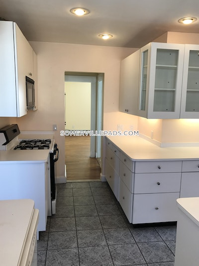4 Beds 2 Baths - Somerville - Winter Hill $3,785